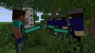diamond man life 4  - ZooZoo Minecraft animations