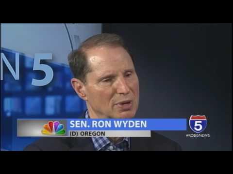 Senator Ron Wyden - (D) Oregon