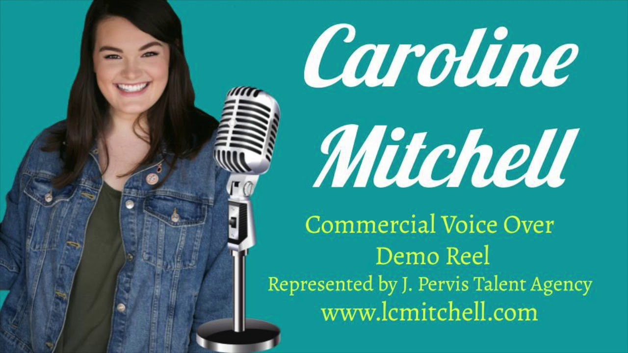 Caroline Mitchell Commercial Voice Over Demo Reel