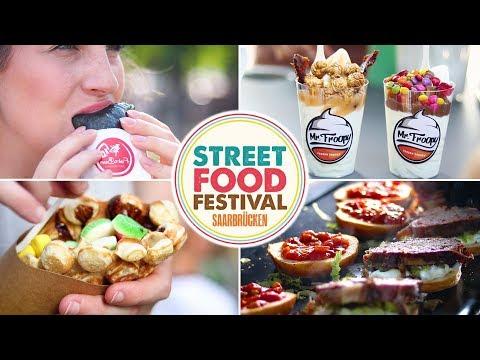TASTE TEST STREET FOOD FESTIVAL | Saarbrücken 2017
