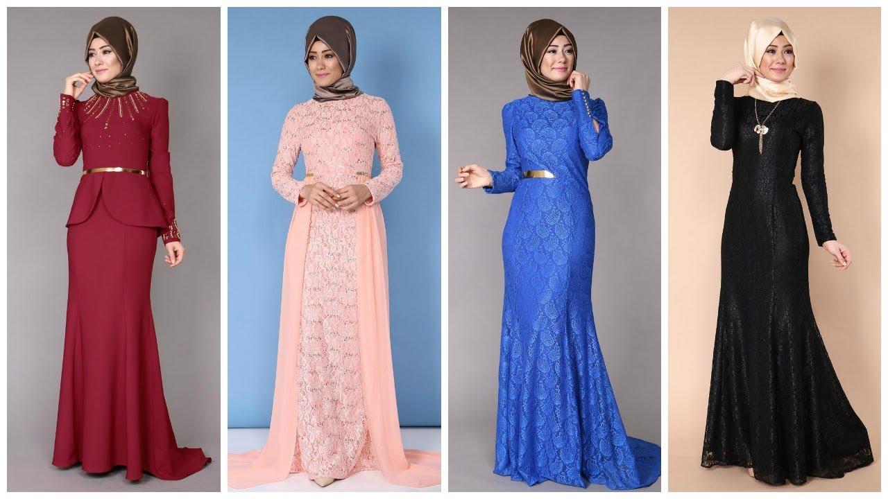 1b6eb870c09ae Modaselvim 2017 Balık Abiye Elbise Modelleri 2/2 - YouTube