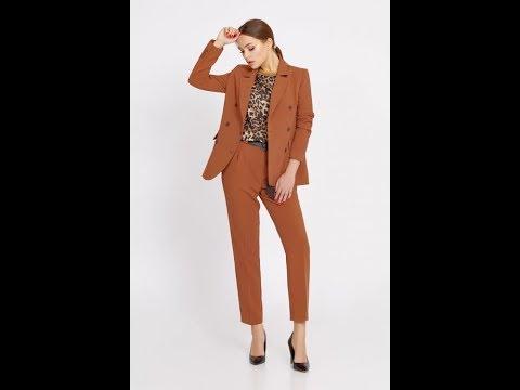 комплект: брюки, блузка, жакет Temper, номер  модели: 179