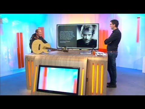 Émission spéciale hommage à Johnny Hallyday dans 9h50 le matin