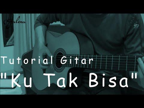 Belajar Gitar (Ku Tak Bisa - Slank)