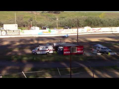 Brandon Wiley Santa Maria Speedway qualifying
