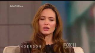 Angie on Anderson Cooper full video 2/7