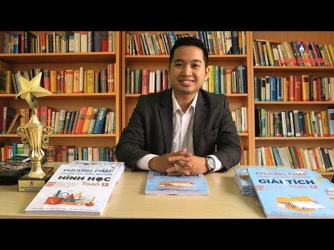 Sách Phương Pháp Luyện Thi Trắc Nghiệm Toán THPT Quốc Gia 2020 Mới Nhất   Thầy Tuấn 5-Star