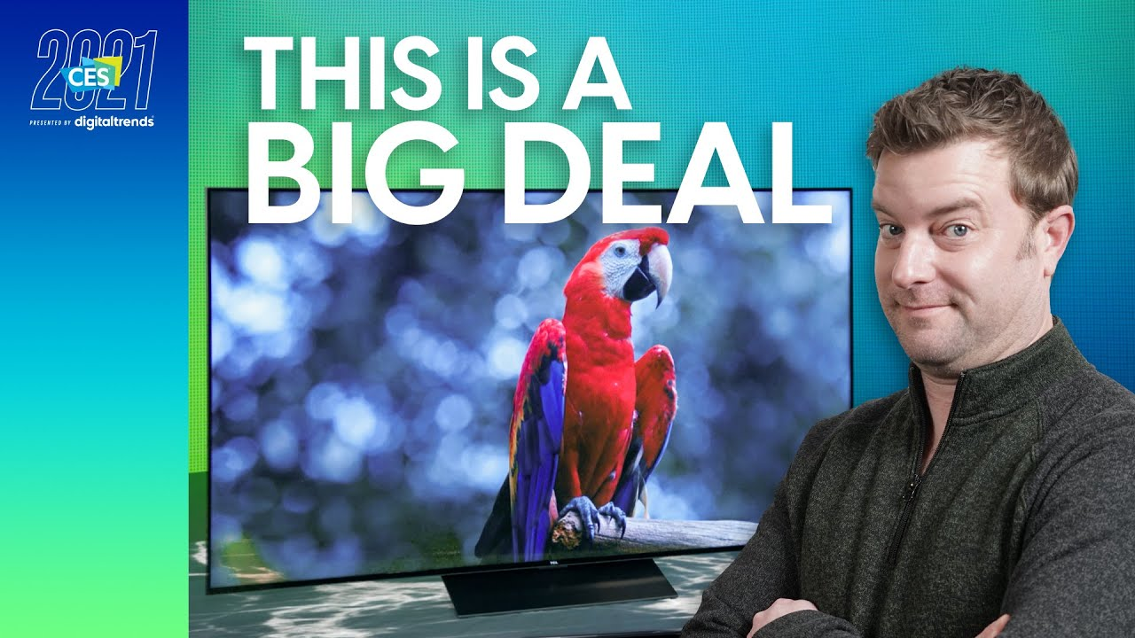 TCL TVs at CES 2021   What just happened to the 6 Series?