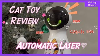 Chadol's House - Automatic Cat Laser Toy (PetDroid Boltz)