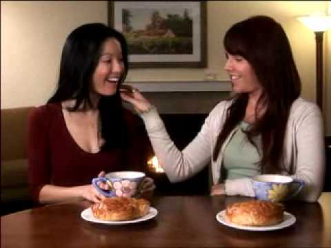 Kelly Chang Rickert's Hair Commercial