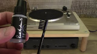 Turntable Update 5: Stylus Cleaner - VP Dust Buster