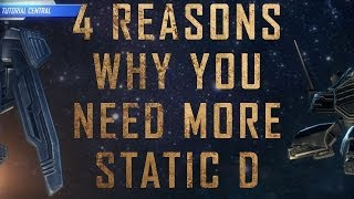 4 Reasons Why You Need More Static D - Starcraft 2