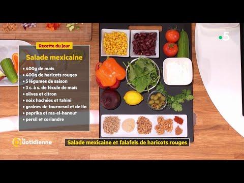 recette-:-salade-mexicaine-et-falafels-de-haricots-rouges---la-quotidienne