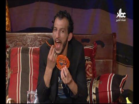 """كاميرا خفية """"الخيمة"""" رضا عينين Caméra cachée khayma thé"""