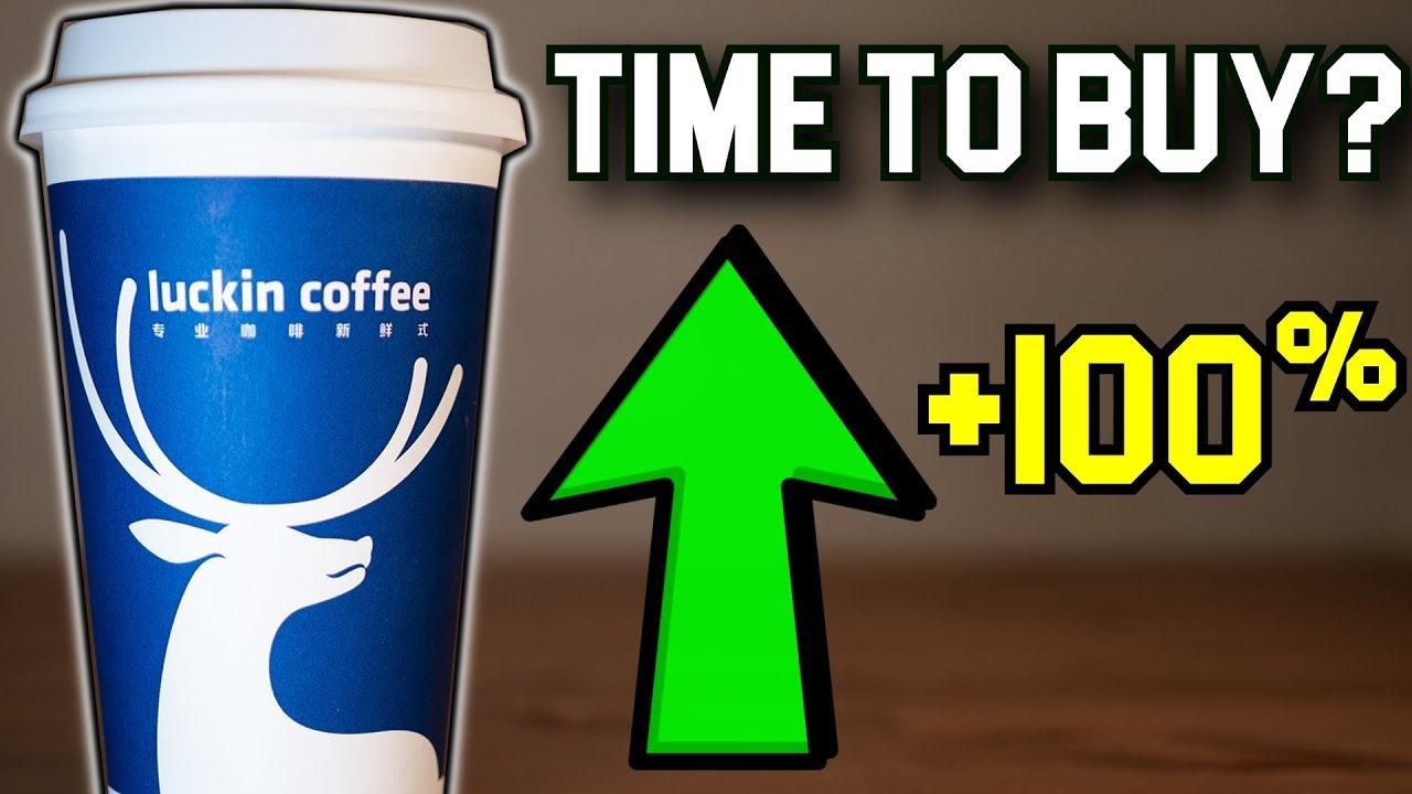 Luckin Coffee Stock Analysis - Time to Buy? A Good ...