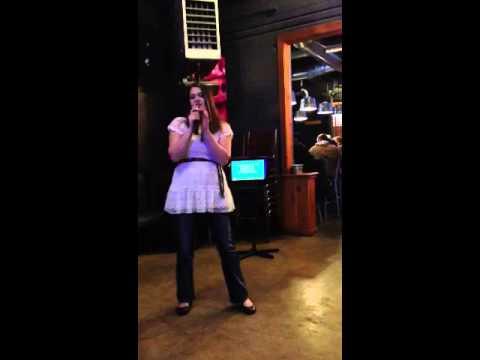 Dog Days karaoke at the Rusty Knot