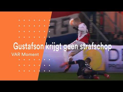 ARAG KNVB VAR Moment: Geen strafschop voor FC Utrecht