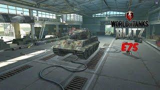 E75 - World of Tanks Blitz