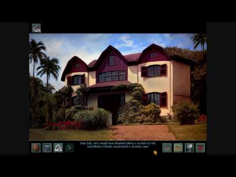 Nancy Drew: Secrets Can Kill Remastered (Part 1): Aunt Eloise's House