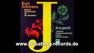 Kurt Schwaen - Jeu parti. I. Allegro