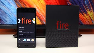 amazon fire phone unboxing first look