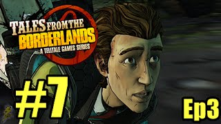 CLIMAX! - Tales From The Borderlands Episode 3 Catch A Ride! FINAL - #7