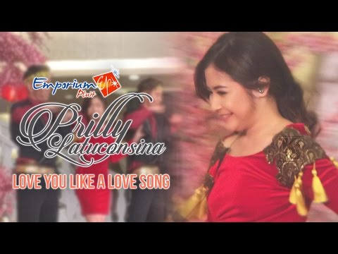 Prilly Latuconsina - Love You Like A Love Song    Mal Emporium Pluit