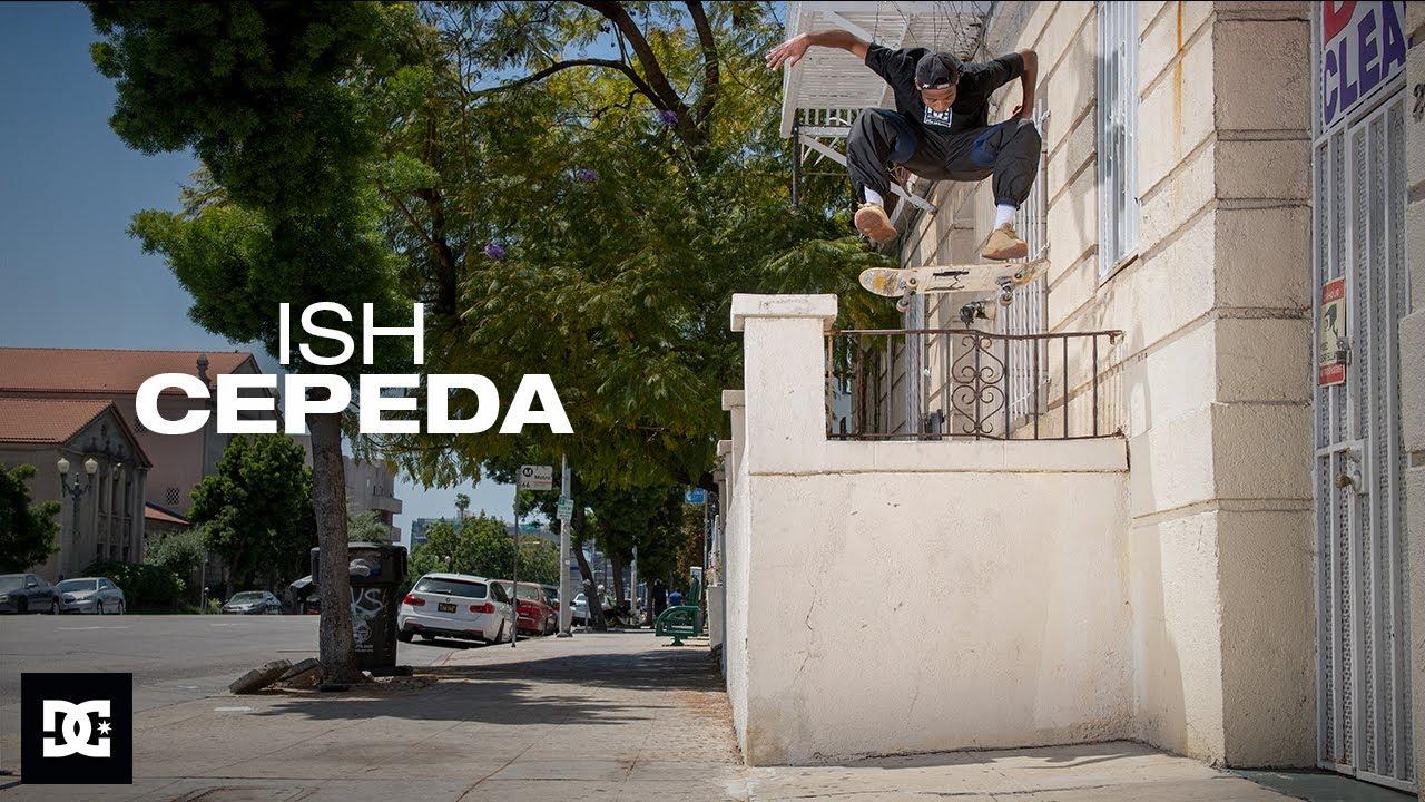 Ish Cepeda's DC Part