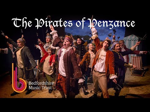 The Pirates of Penzance - Performed by BYO - Full Show