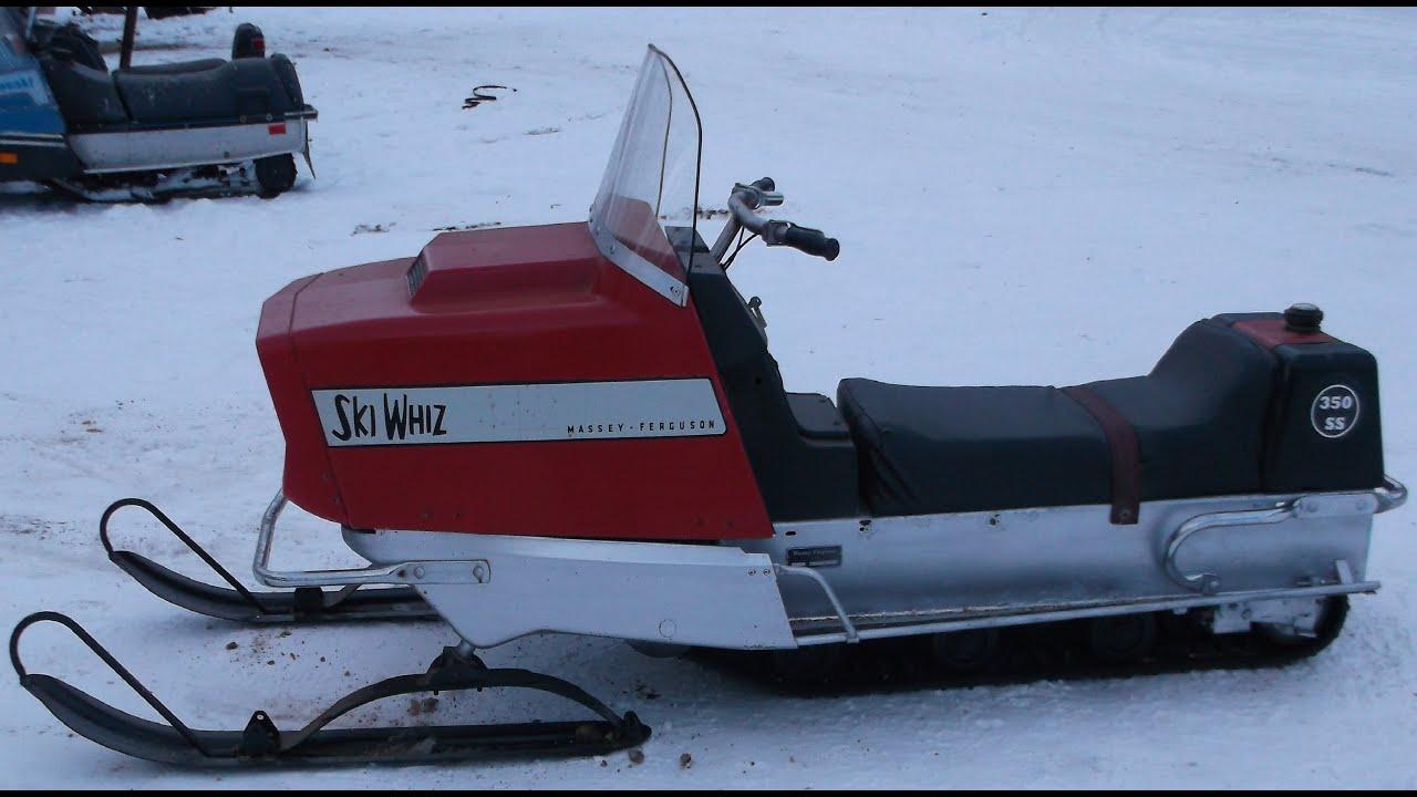 Ski whiz snowmobiles for sale - Ski Whiz Snowmobiles For Sale 2
