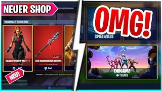 😱 OMG! BLACK WIDOW Skin is in the shop - MARVEL x FORTNITE Update is here!