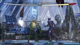 Amazing restand with The Flash (Injustice 2 : PC)