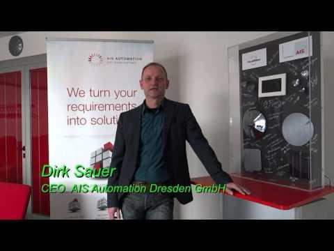 15 Jahre Silicon Saxony - Glückwünsche der AIS Automation Dresden GmbH