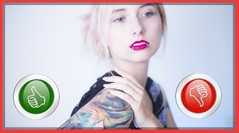 Erstes Tattoo: DOs und DONTs bei der Heilung