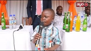 Atakachokifanya Mtoto Anthony akipata Mshahara wake wa kwanza