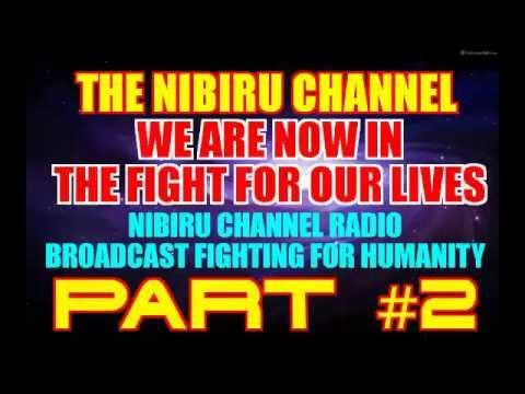 THE NIBIRU CHANNEL LIVE RADIO BROADCAST PART #2