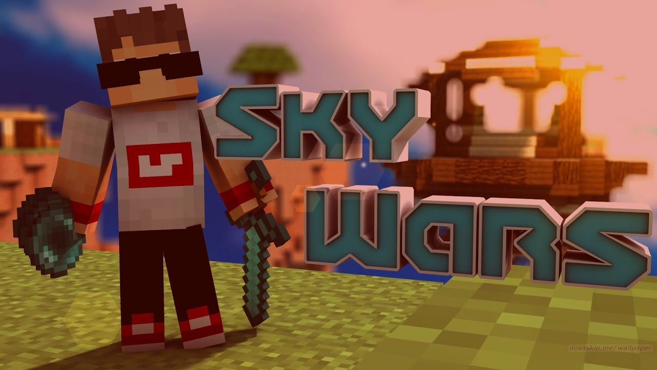 SkyWars – სპარტა GiTech!!! (Minecraft ქართულად)