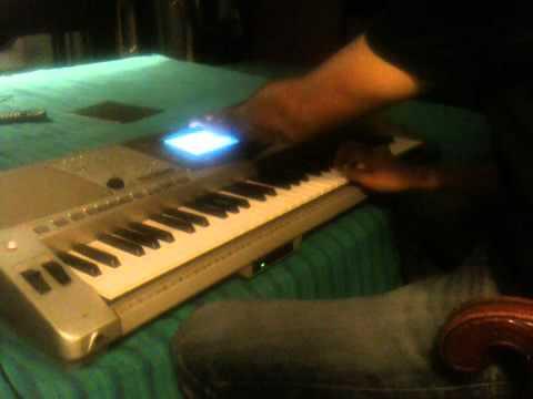 Raabta (Agent Vinod) keyboard Cover by Sunny Sachdeva
