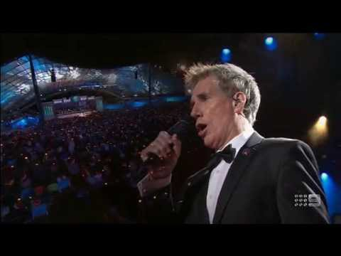 David Hobson - The First Noel - Carols by Candlelight 2014