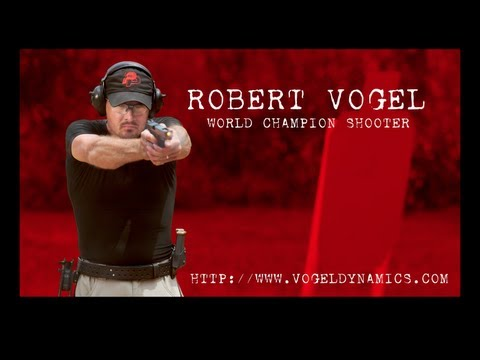 Robert Vogel - World Champion Shooter