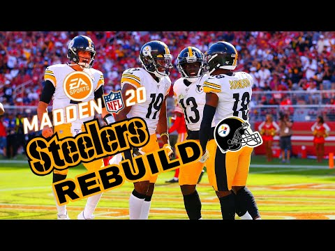 rebuilding-the-pittsburgh-steelers✨-|-madden-20-franchise-|