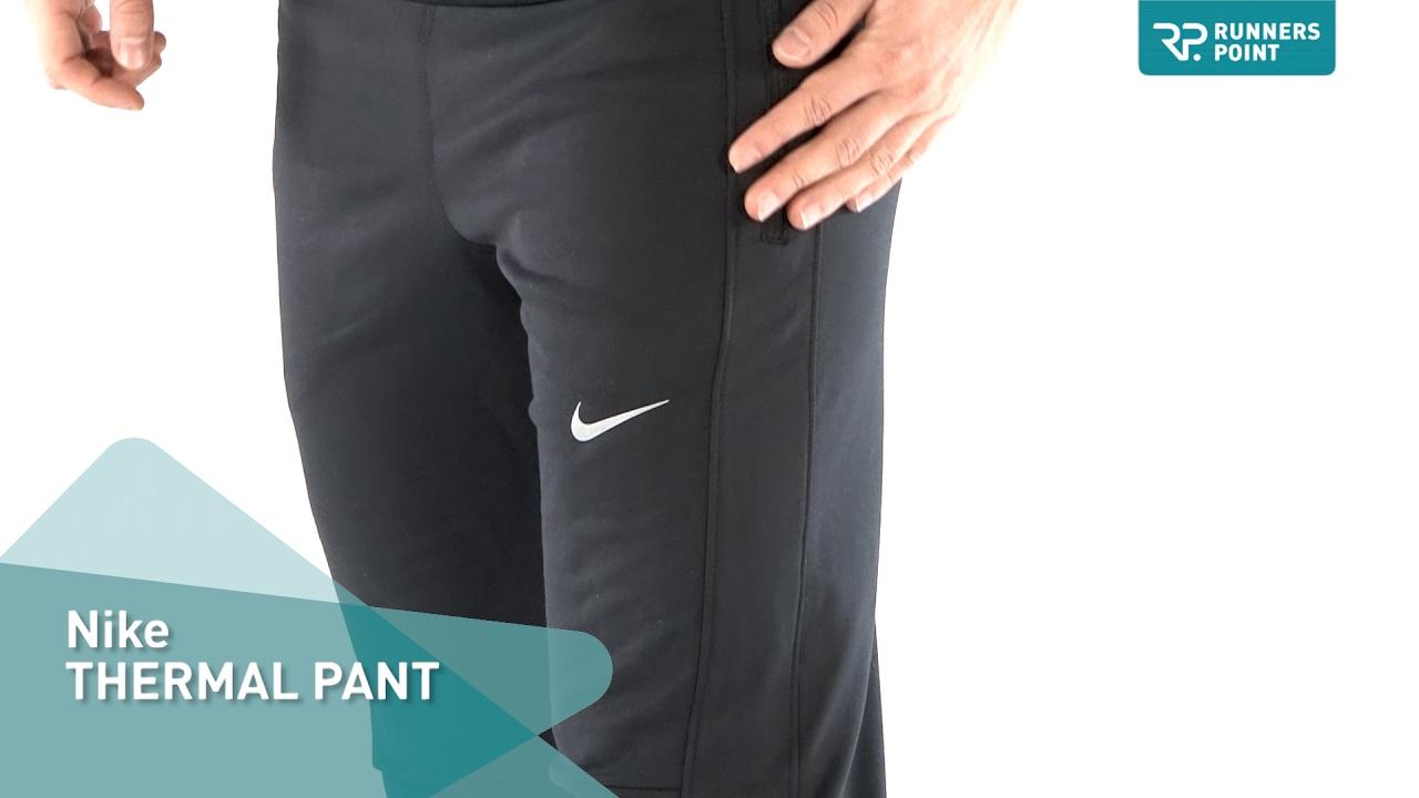 c766a4f535b2f Nike THERMAL PANT - YouTube