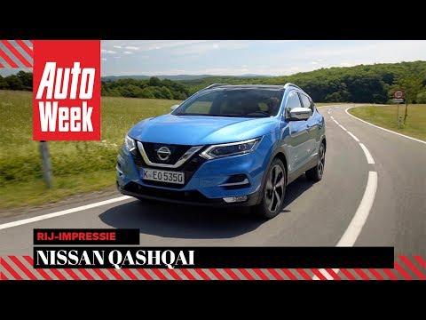 Nissan Qashqai Facelift - AutoWeek Review