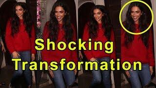 Deepika Padukone Shocking Transformation After Married With Ranveer Singh