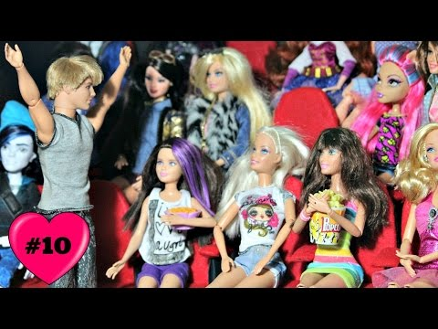 "Life with Barbie Episode 10 - ""Movie Theater Mayhem"""