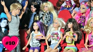 "Life with Barbie Episode 10 - ""Movie Theater Mayhem"""