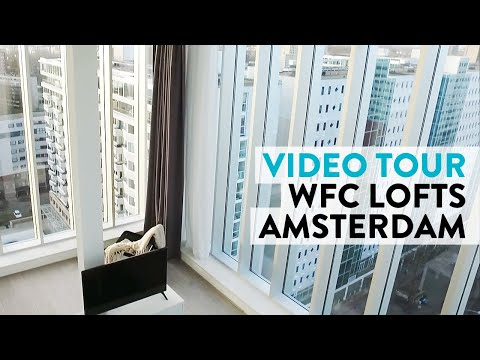 Amsterdam Loft Apartments - Video Tour WFC Lofts