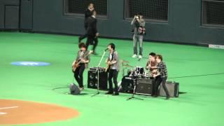 2012/6/14 札幌ドーム 北海道日本ハムファイターズ対読売ジャイアンツ ...