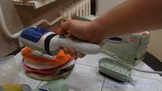 ручной отпариватель щетка для одежды Steam Brush   Удобно и быстро!