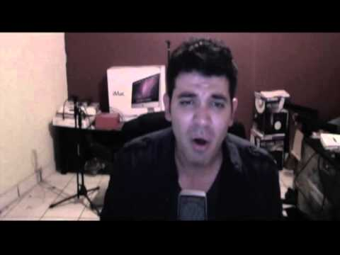 All of me Cover by David Carranza